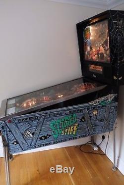 Ballys Scared Stiff 1996 Pinball Machine Elvira- Excellent Condition