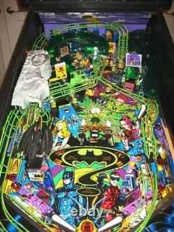 Batman Forever Pinball