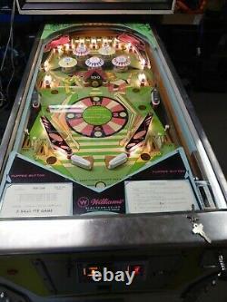 Beatles Pinball Machine Music Memorabilia- Beat Time Warrantied