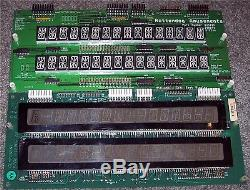 Brand New DIS240 Dual 16 Digit Display for Williams Sys 11 pinball machines