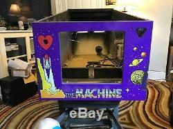 Bride Of Pinbot The Machine Pinball Machine Cabinet Decals NEXT GEN LICENSED
