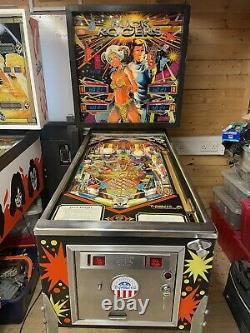 Buck Rogers pinball machine