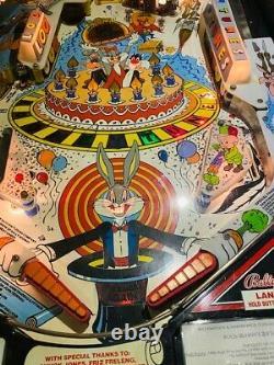 Bugs Bunny Birthday Pinball! -bally