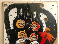 CPR Williams Firepower Pinball Machine Game Playfield