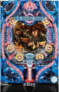 CR Biohazard 2019 Resident Evil Pachinko Machine Japanese Slot Pinball Awesome