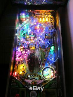 CREATURE from the BLACK LAGOON LED Lighting SUPER BRIGHT Custom PINBALL LED KIT