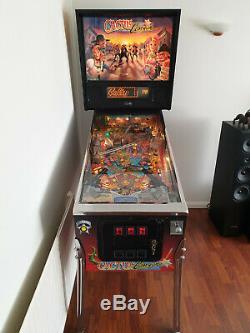 Cactus Canyon pinball machine
