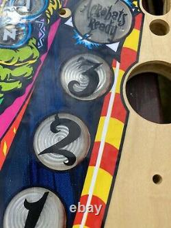 Circus Voltaire Pinball Machine Playfield