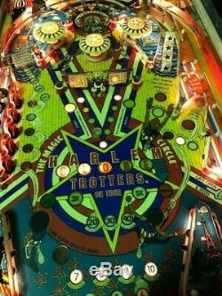 Classic Bally Harlem Globetrotters Pinball Machine