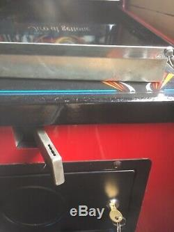 Cobra Penny Amusement Arcade Machine Vintage Italian Tiro Al Gettone Pinball