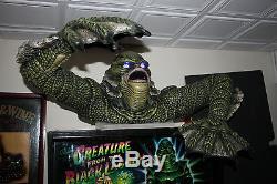 Creature From the Black Lagoon, CFTBL Pinball Machine Topper
