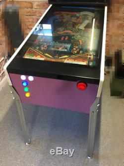 Custom Built Virtual Pinball Machine Arcade