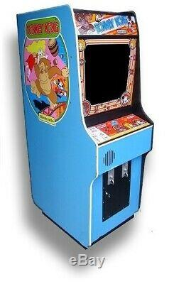 DONKEY KONG ARCADE MACHINE by NINTENDO 1981 (Excellent Condition) RARE