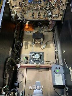 Data East Hook Pinball Machine