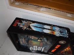 Data East Star Trek 25th Anniversary Pinball Machine Great Condition working