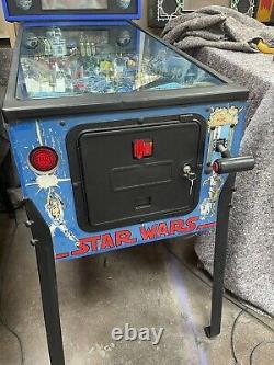 Data East Star Wars Pinball Machine Refurbished Fully Working