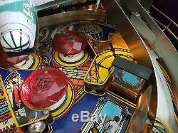 Data East, TOMMY Pinball Machine