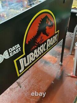 Data east jurassic park pinball machine 1993