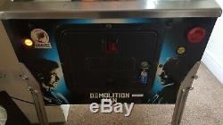 Demolition Man Pinball Machine 1994 VGC Rare Classic