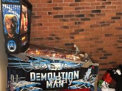 Demolition Man Pinball Machine Arcade Machine