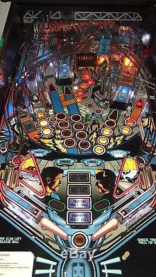 Demolition Man Pinball Machine, Great Condition