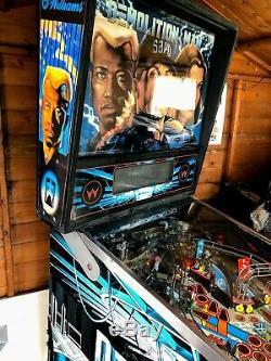 Demolition Man Pinball Machine Williams