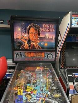 Dirty Harry Pinball