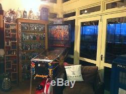 Doctor Who Pinball Machine Classic Doctor Who Merchandise