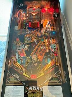 Dr Doctor Who Pinball Machine Bally