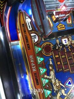 Dr Who Pinball Machine Bally Collectible Working
