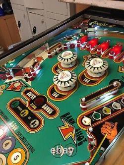 Eight Ball Pinball