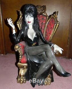 Elvira Slot Machine Pinball Topper. Very Rare
