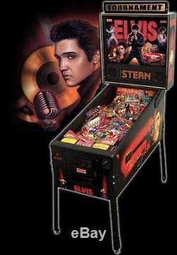 Elvis Presley Pinball Machine