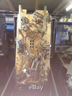 Elvis Presley Pinball Machine Stunning Warrantied Memorabilia