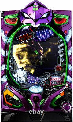 Evangelion 2018 Pachinko Machine Japanese Slot Pinball MANGA Neon Genesis NOW