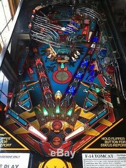 F14-tomcat Pinball Machine Arcade Machine