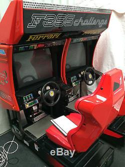 F355 Challenge Dual Arcade Machine