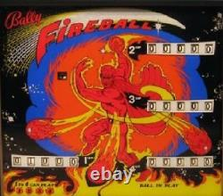 FIREBALL Pinball Complete LED Lighting Kit SUPER BRIGHT PINBALL LED KIT