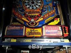 FUNHOUSE Pinball Stunning Collector Quality