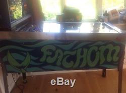 Fathom pinball machine