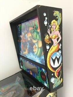 Fish Tales Pinball Machine