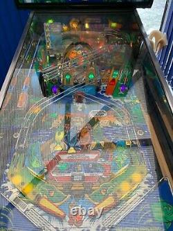 Fishtails pinball machine