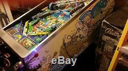 Fishtales Pinball Machine (1992)