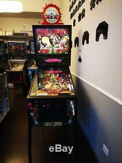 Flipper Guns N' Roses Pinball Data East