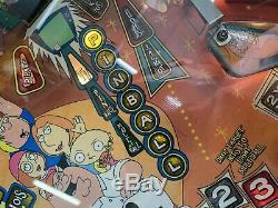 Flipper pinball stern Family Guy griffin