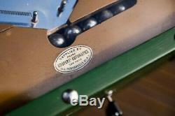 Flipperless Pinball machine Bagatelle Hoopers Automatics vintage very rare 1930