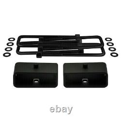 For 86-95 Toyota IFS Pickup 4WD 3 Front 2 Rear Lift Kit with 4x ProComp Shocks