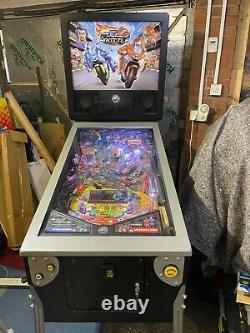 Full Throttle Pinball Machine