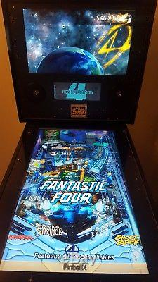 Full size Star War digital pinball machine, 54 games, but expandable to hold more