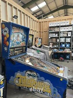 Funhouse Pinball Machine Fully Working Williams WPC Flipper